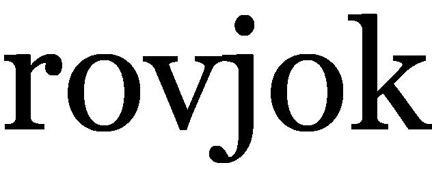 Rovjok